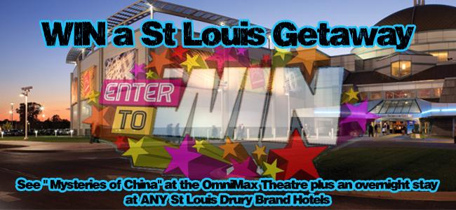 St.Louis Getaway