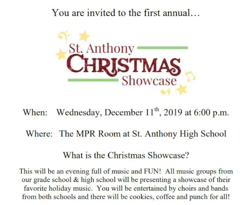StA Christmas Showcase 850
