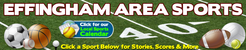 Effingham Area Sports. Click a sport below to get started. Click here for the local area sports calendar.