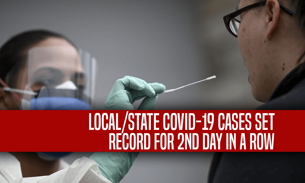 Coronavirus Ireland: 499 new cases confirmed with eight further deaths