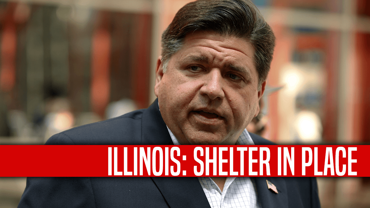 ILLINOIS SHELTER IN PLACE