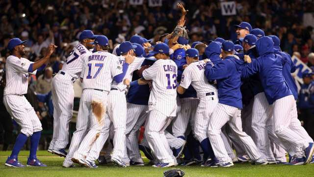 Major League Baseball posteason: Cubs, Dodgers rally in NLDS games